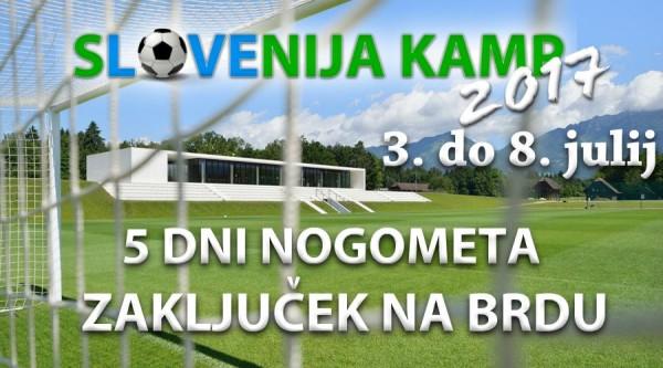 Slovenija kamp