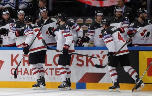 Kanada hokej