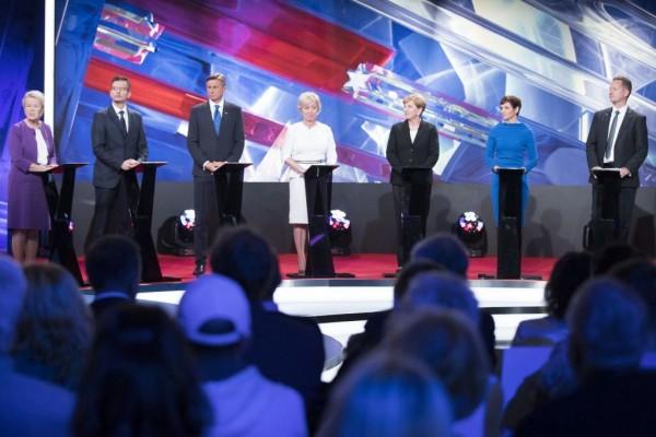 Predsedniške volitve - kandidati